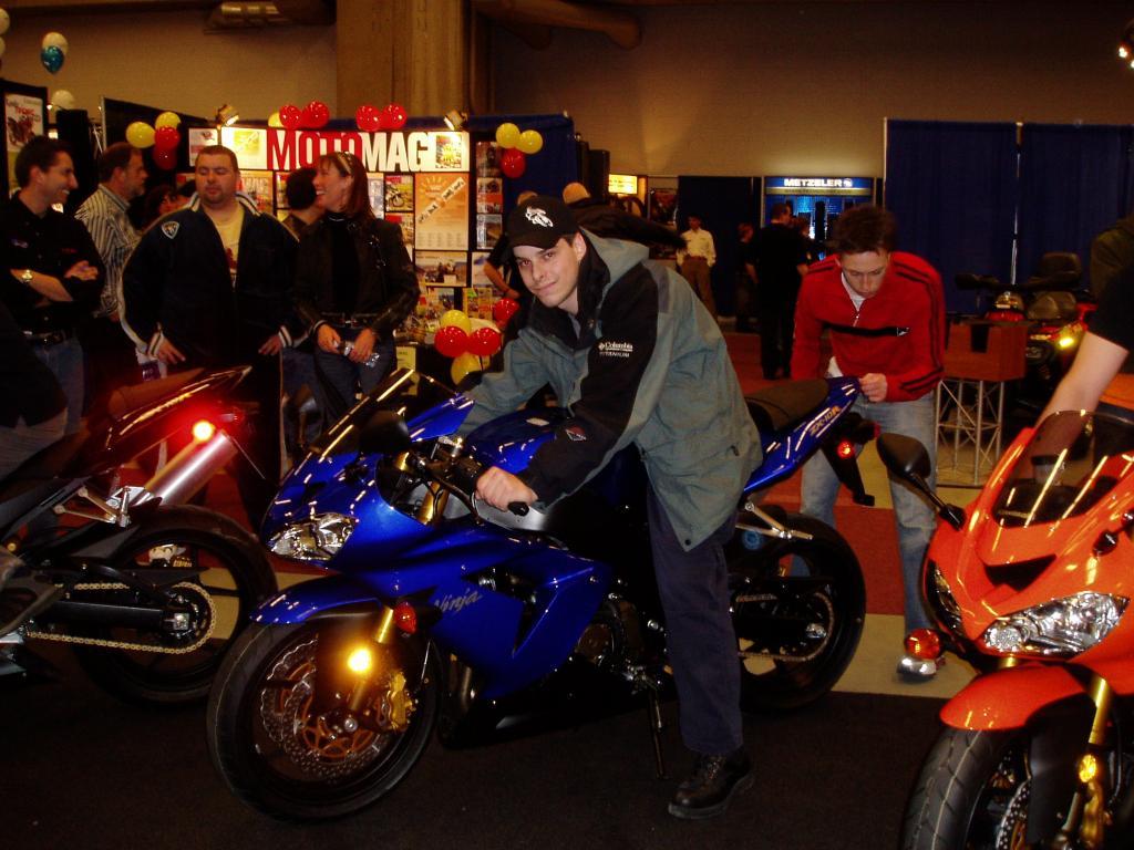 Salon de la moto de montr al - Salon de moto montreal ...